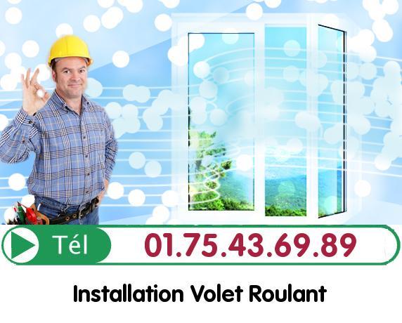 Installation Volet Roulant Fourqueux 78112